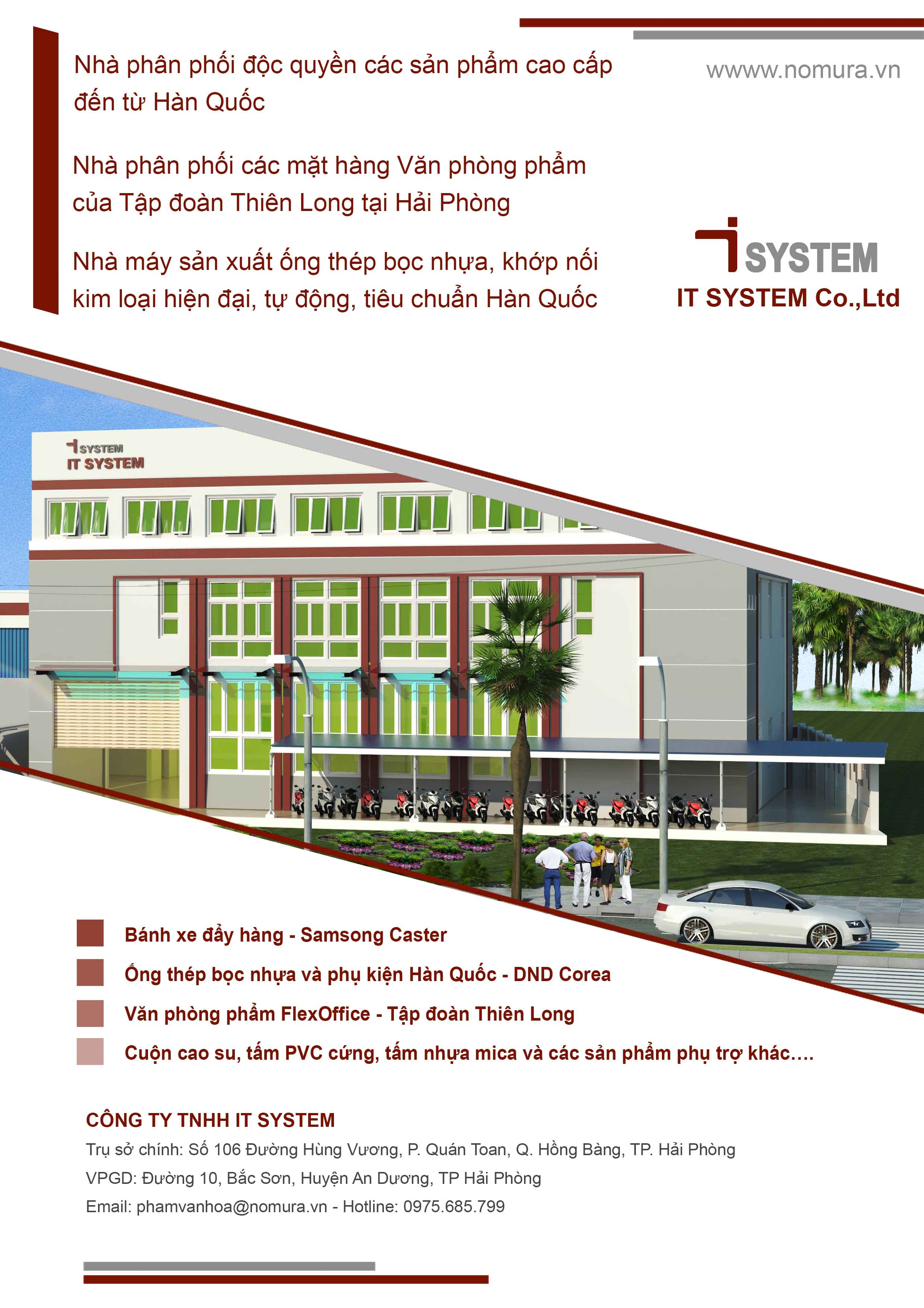Công ty TNHH IT System - Profile Company